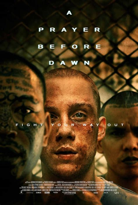Muay Thai drama 'A Prayer Before Dawn', fight your way out