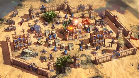 """Petroglyph shows off """"survival RTS"""" Conan Unconquered in"""