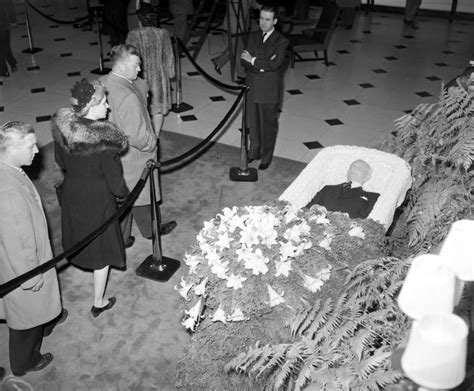 Ford Barn » Blog Archive » The Funeral Of Henry Ford: Part II