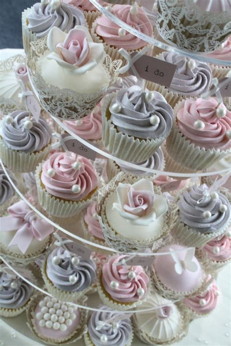 24 Creative Wedding Cupcake Ideas for Your Big Day - Oh