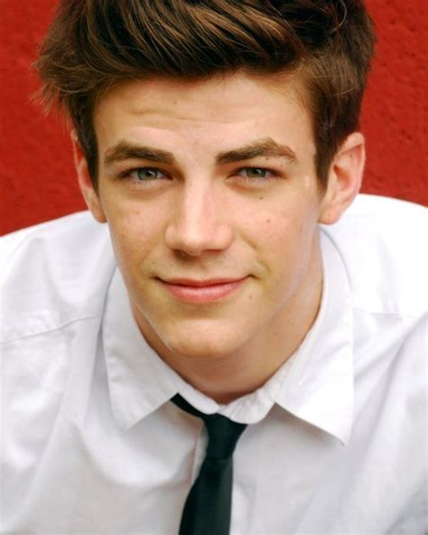 They've Cast Grant Gustin as The Flash - The Beat