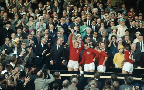 1966 World Cup Final, England vs West Germany - live