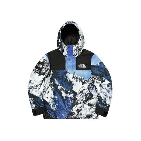 Supreme X The North Face Collab Again for Week 15 FW17