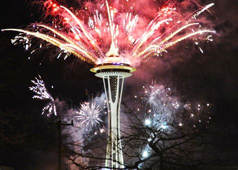 Seattle New Years Events - New Years Eve Events in Seattle