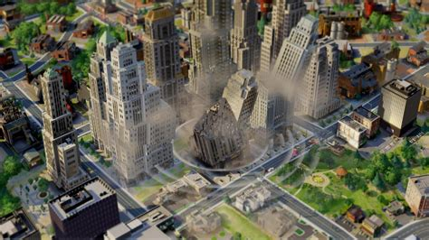 Comparing SimCity to Cities: Skylines Provides an Obvious