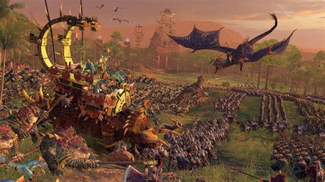How Total War: Warhammer 2's free mortal empires campaign