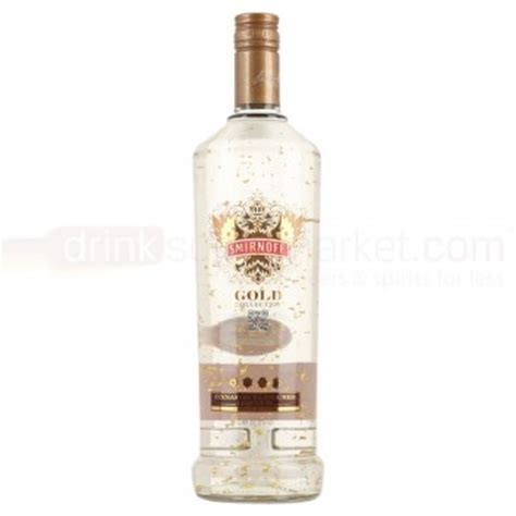 Smirnoff goes for gold