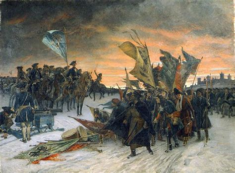 The Battle of Narva | History Today