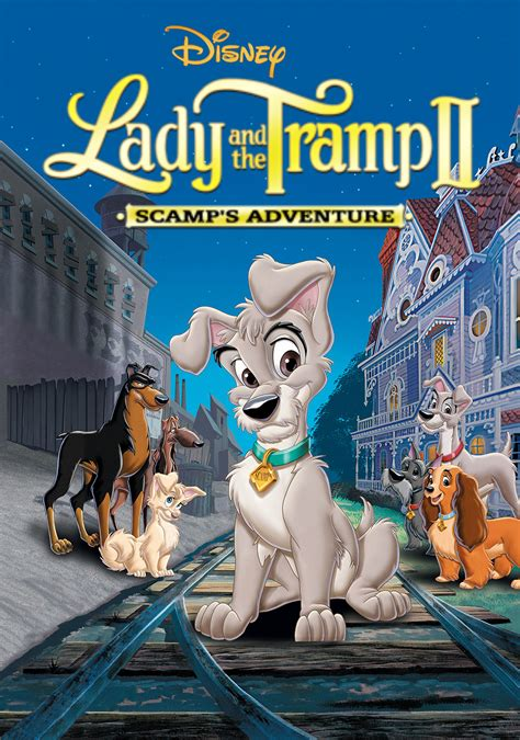 Lady and the Tramp II: Scamp's Adventure   Transcripts
