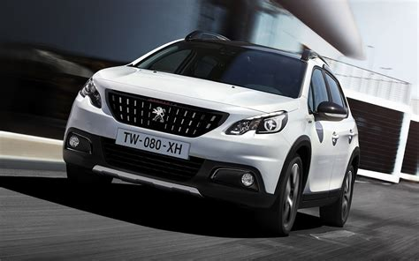 2016 Peugeot 2008 GT Line - Wallpapers and HD Images | Car
