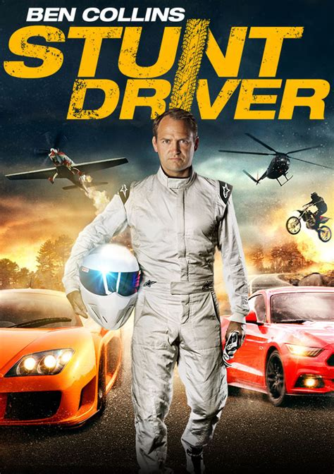 An interview with the Stig: Talking stunt driving with Ben