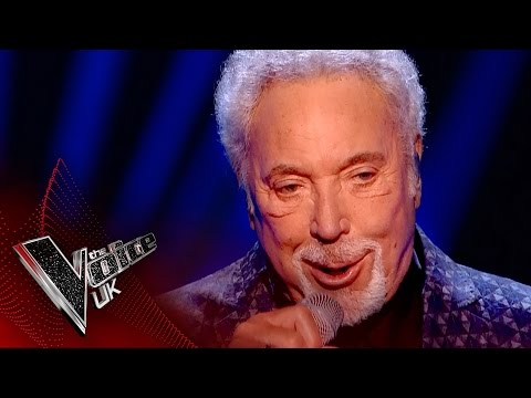 Sir Tom Jones Surprises Us All With A Hit From The Full Monty