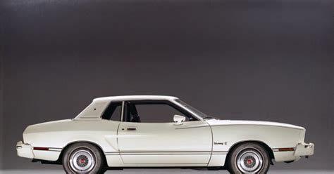 Ford Mustang II - Photos - Ugliest cars in the world - NY