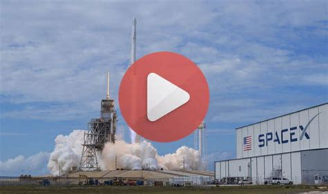 SpaceX launch LIVE stream – Watch the Falcon 9 rocket
