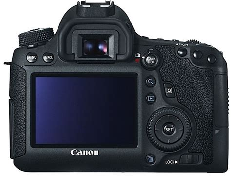 Canon Announces the 6D, Its Smallest, Lightest, and