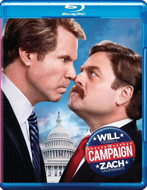 The Campaign DVD Release Date October 30, 2012