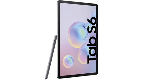 Samsung Galaxy Tab S6 Android-Tablet 26