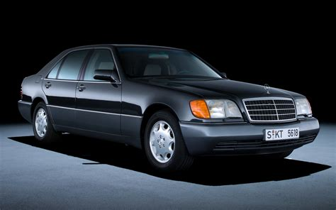 1991 Mercedes-Benz 600 SEL - Wallpapers and HD Images