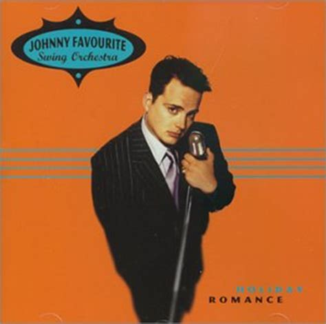 Johnny Favourite Swing Orchestra: Holiday Romance
