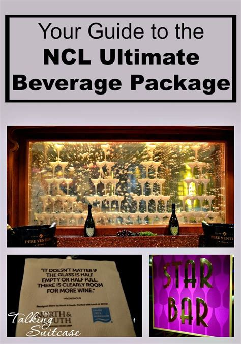 Is the NCL Ultimate Beverage Package Right for You