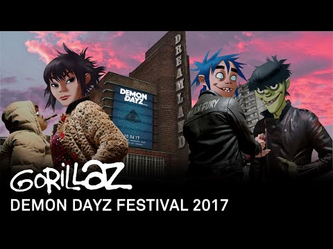 Gorillaz Reveal New Album is Finished, Live Rehearsals