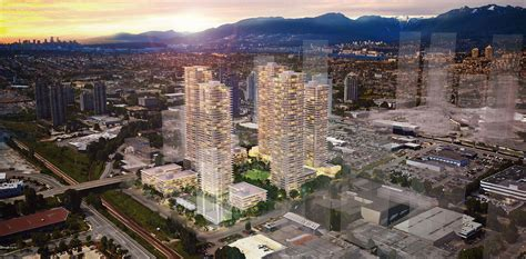 Aoyuan International's Brentwood site includes towers up