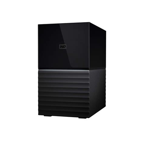 WD My Book Duo 3