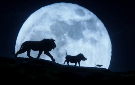 The glory of Disney's Lion King remake on full display in