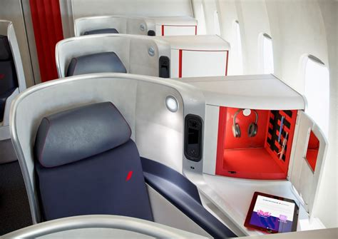 A look inside Air France's new Business and First Class