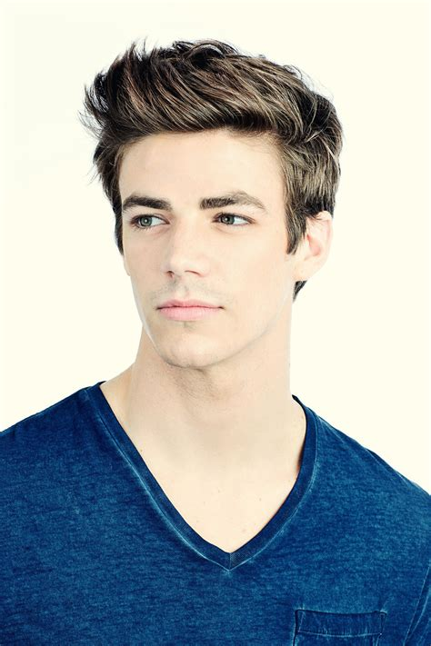 'The Flash': Grant Gustin Cast As Barry Allen For 'Arrow