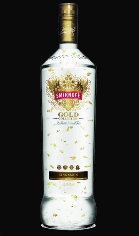'Gold in Every Drop' …Literally