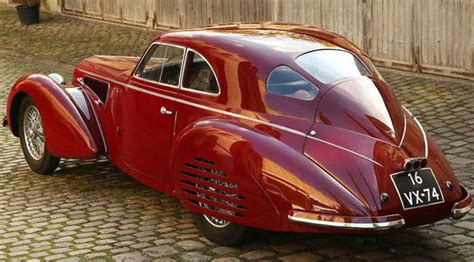 Alfa Romeo 8C 2900 B Touring Sold At Auction For €