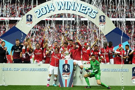 Arsenal's FA Cup trophy means so much more than 17th