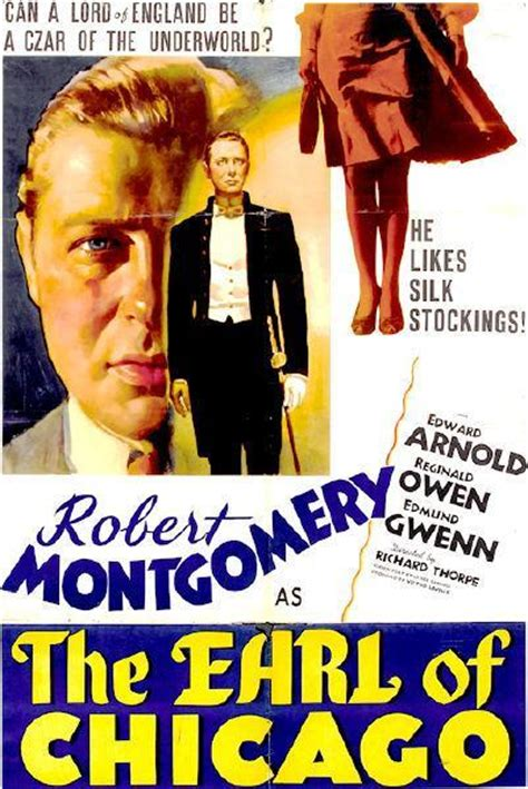 The Earl of Chicago (1940) - FilmAffinity