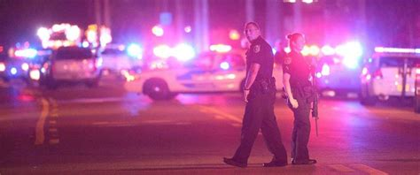 Timeline: How the worst mass shooting in U