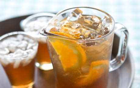 Iced Tea Punch Recipe, Whats Cooking America