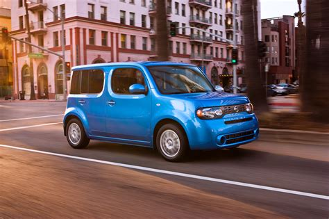 Nissan Cube Discontinued for 2015   The News Wheel