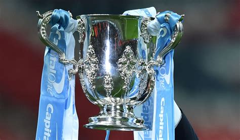 EFL Cup 2016-17 fourth round draw: Arsenal and Liverpool