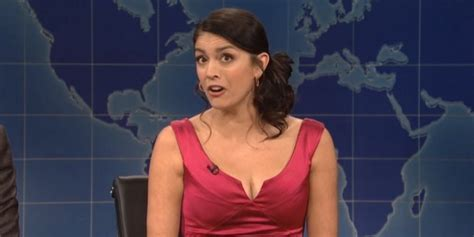 'SNL' Weekend Update's 'Girl At A Party' Wants To Talk To