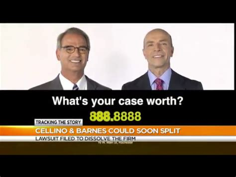 Cellino and Barnes could be breaking up - YouTube