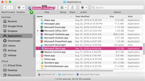 How to Add Application Shortcuts to Finder Windows - The