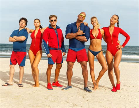 Baywatch movie 2017 - NEW red-hot beach pictures: Kelly