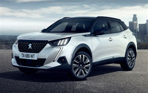 2019 Peugeot 2008 GT Line - Wallpapers and HD Images | Car