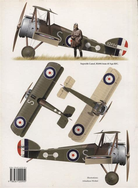 Kagero Sopwith Camel   Large Scale Planes