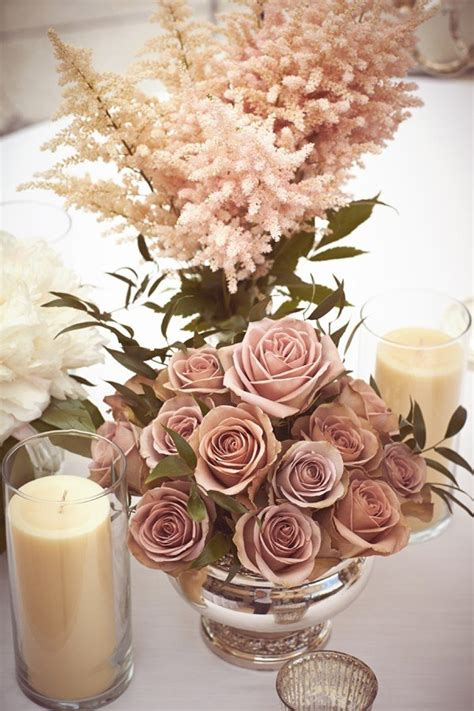 Trending-24 Dusty Rose Wedding Color Ideas for 2017 - Oh