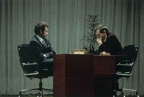 Bobby Fischer defeats Boris Spassky to become the first