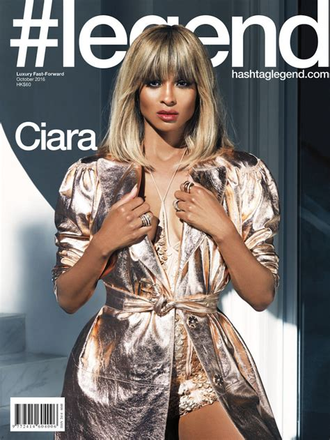 What Is the Ciara Net Worth? Here's How Much the Singer Is