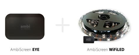 AmbiScreen - Ambient screen back-lighting for any device