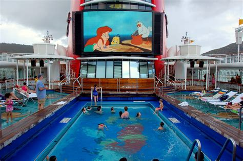 """An 8-Year Old's Paradise at Sea 